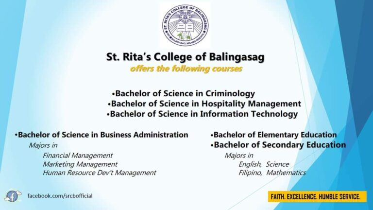 college program offering